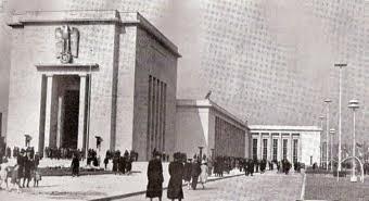 Pavillon de l'Allemagne à Liège