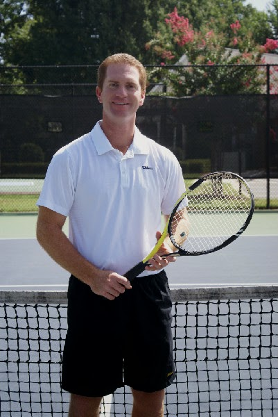 Todd Upchurch, USPTA Elite Professional