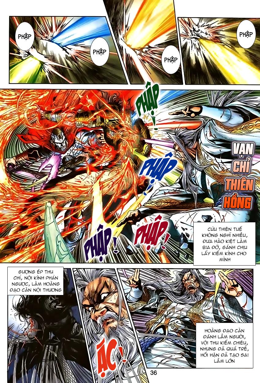 Thần binh huyền kỳ 3 - 3.5 Chapter 62 - Hamtruyen.vn