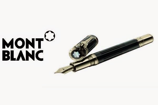 mont blanc stylo plume occasion