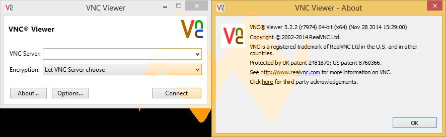 VNC Viewer 5.2.2