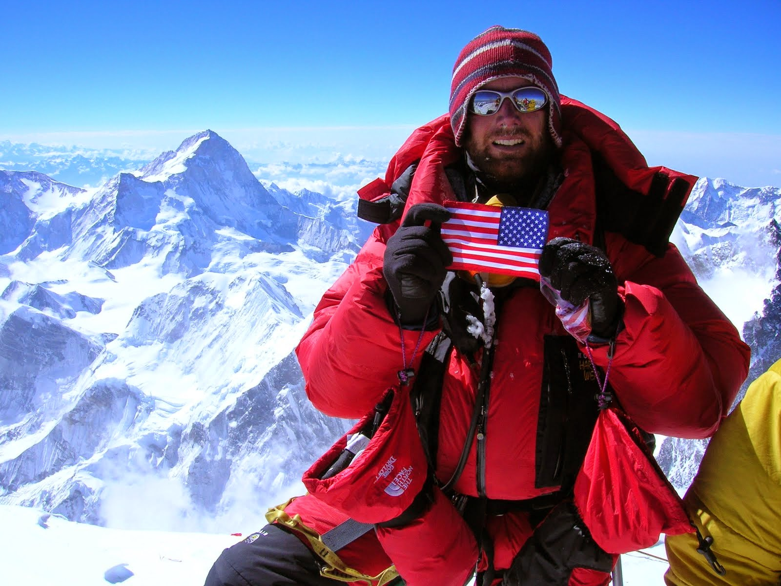 The Summit of Everest!