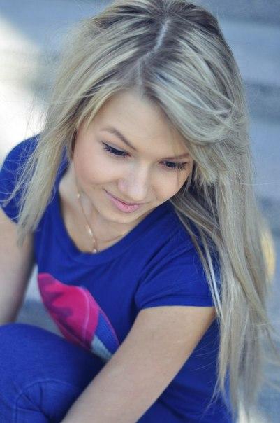 Красивые девушки контакта картинки