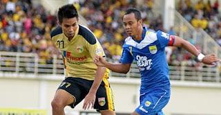 Mitra Kukar vs Persib Bandung