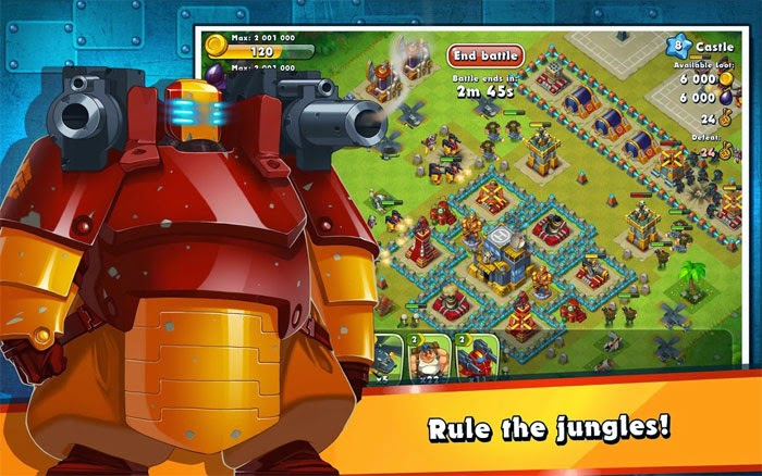 Jungle Heat Apk v1.8.14 for Android