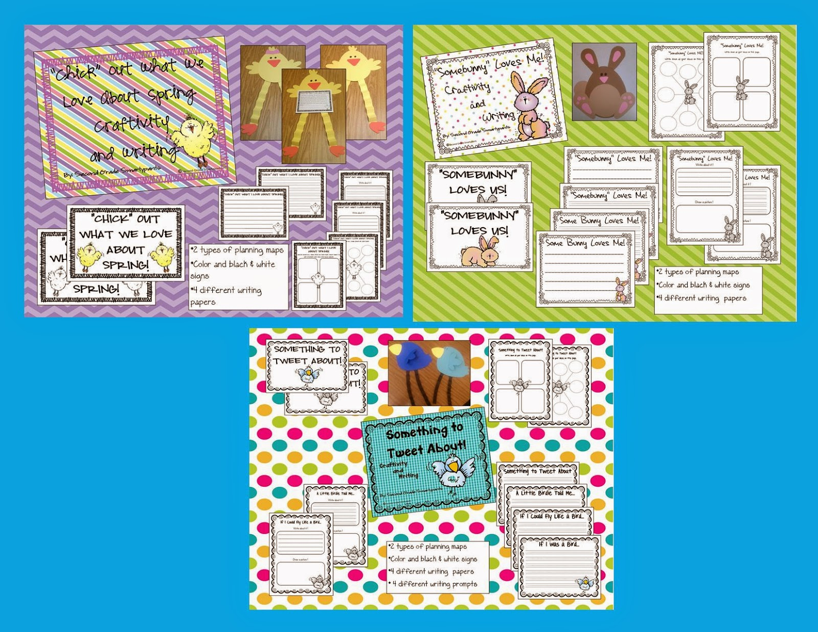 https://www.teacherspayteachers.com/Product/Spring-Craftivity-and-Writing-Activity-Bundle-629612