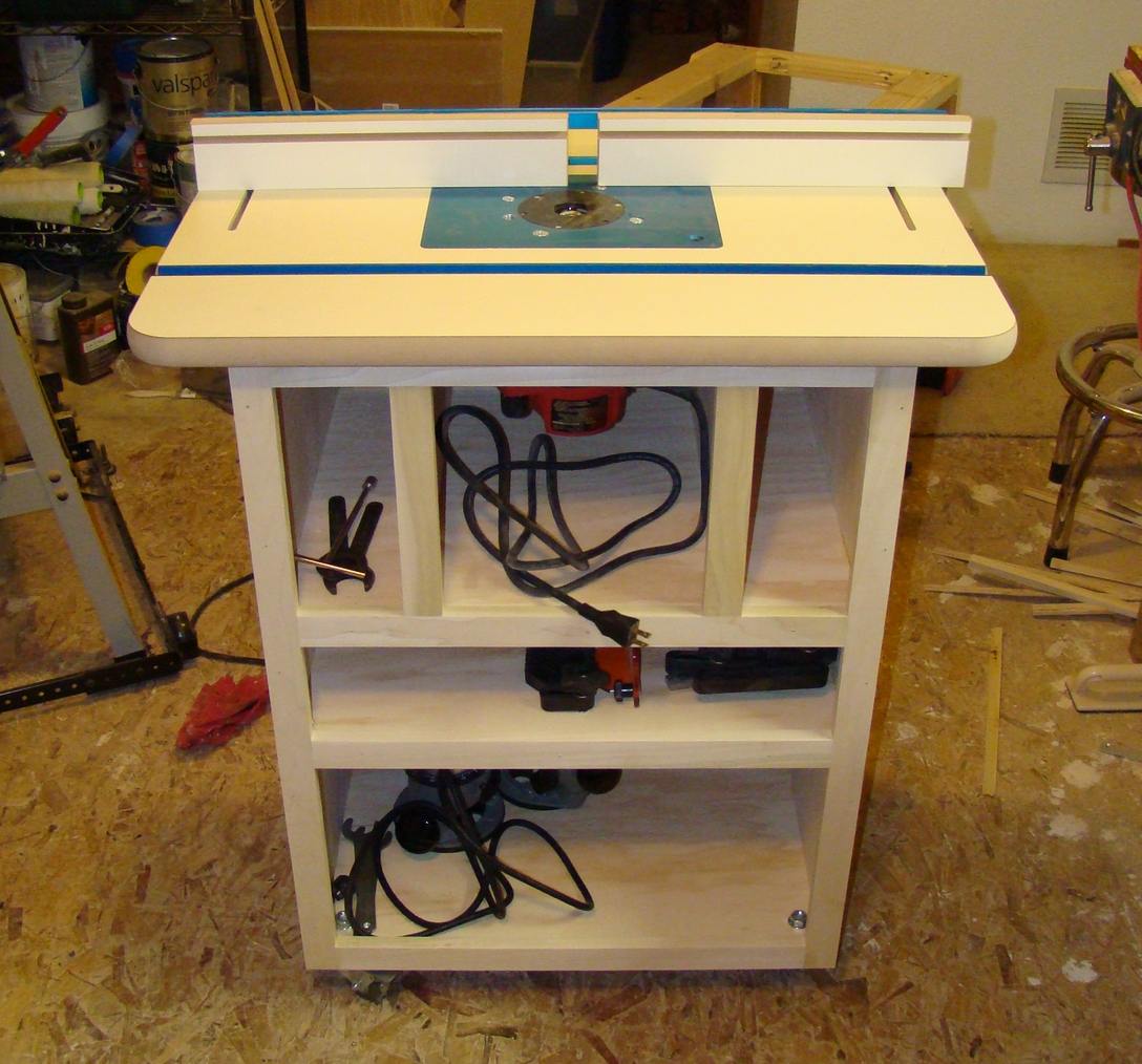 Best woodworking plans and guide plans to making how to for How to make a router table
