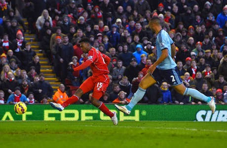 Video Gol Liverpool vs West Ham 2-0