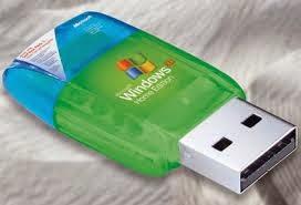 CARA MEMBUAT BOOTABLE WINDOWS KE USB UNTUK INSTAL ULANG NETBOOK KOMPUTER