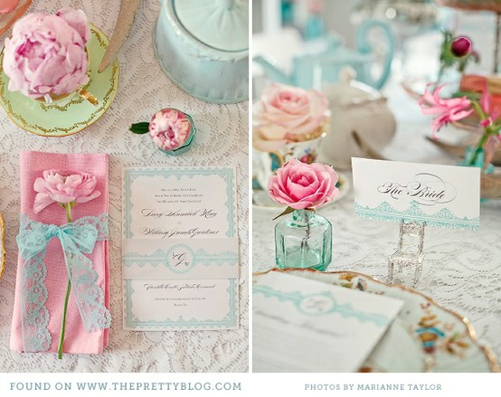 Photo By Marianne Taylor Photography Via The Pretty Blog