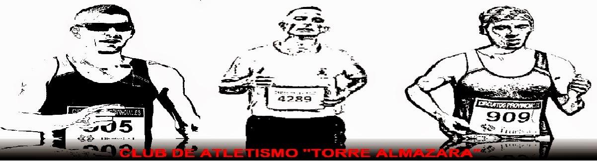 CLUB DE ATLETISMO TORRE ALMAZARA