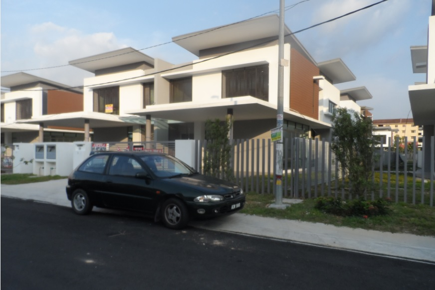 Zam Hartanah Property 2u 2 Stry Semi D Garden Villas Seks