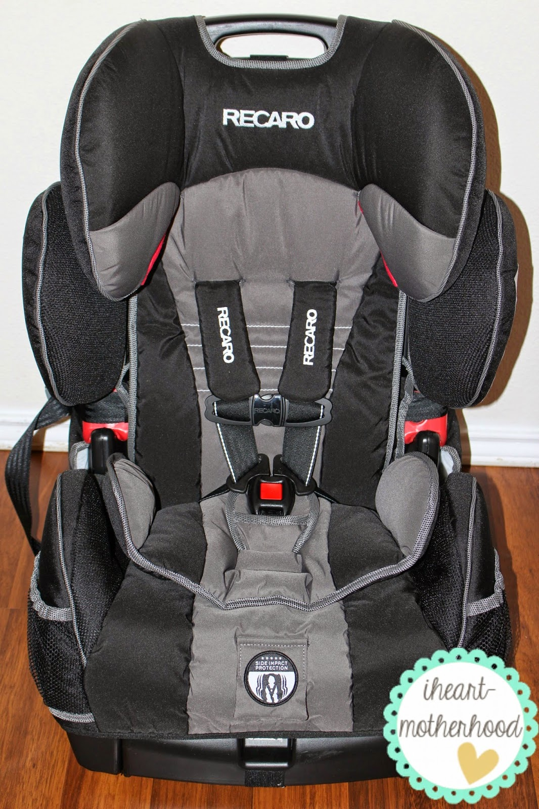 RECARO Performance Sport Car Seat Review And Giveaway