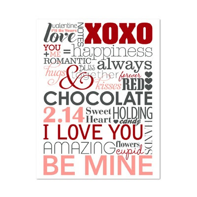 Stampin' Up! Be Mine Valentine Template & Digital Stamp Brush Set