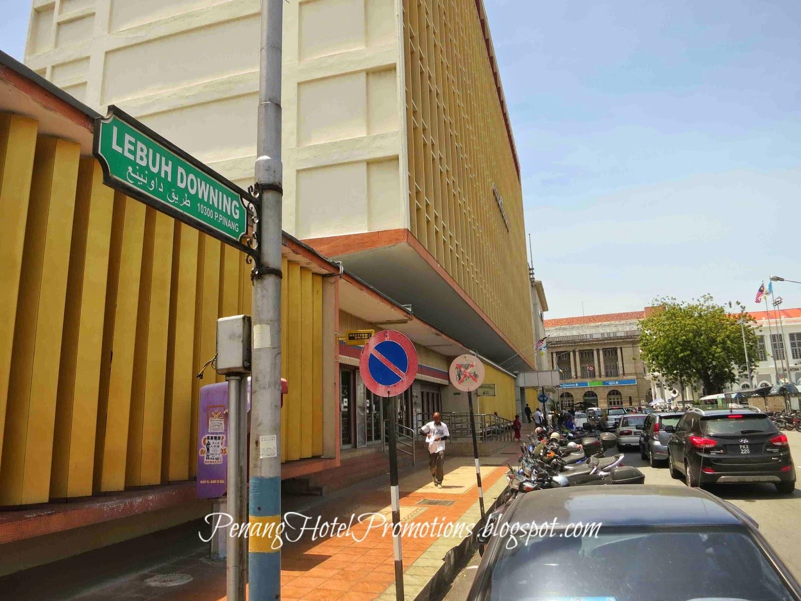 Street deals penang