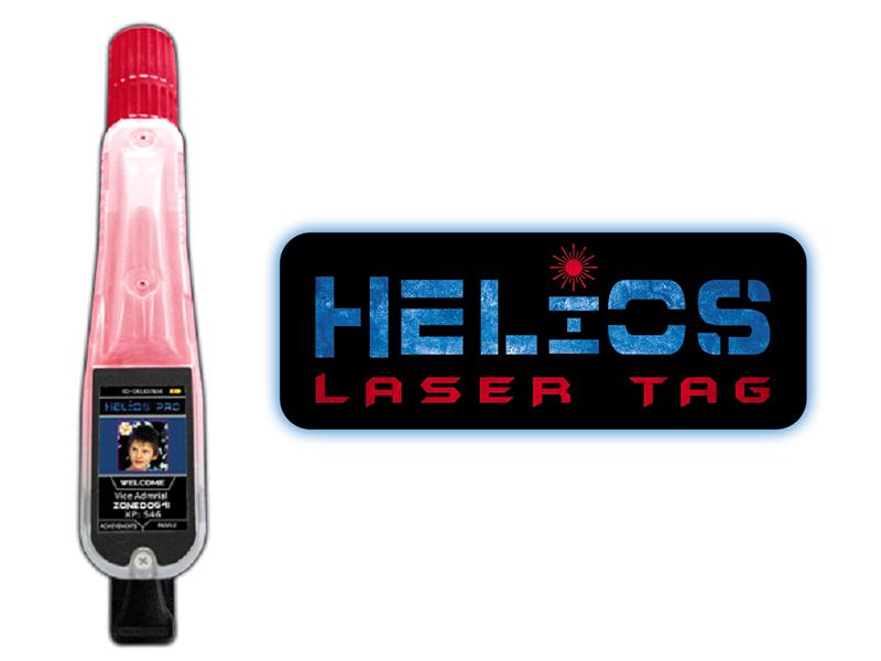 Helios Pro: Lo último en Lasergame