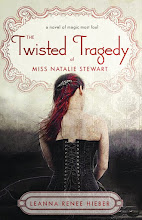 THE TWISTED TRAGEDY OF MISS NATALIE STEWART (Magic Most Foul #2)