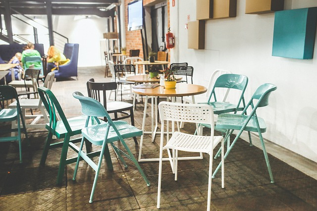 Desain Interior Cafe Super Nyaman & Santai