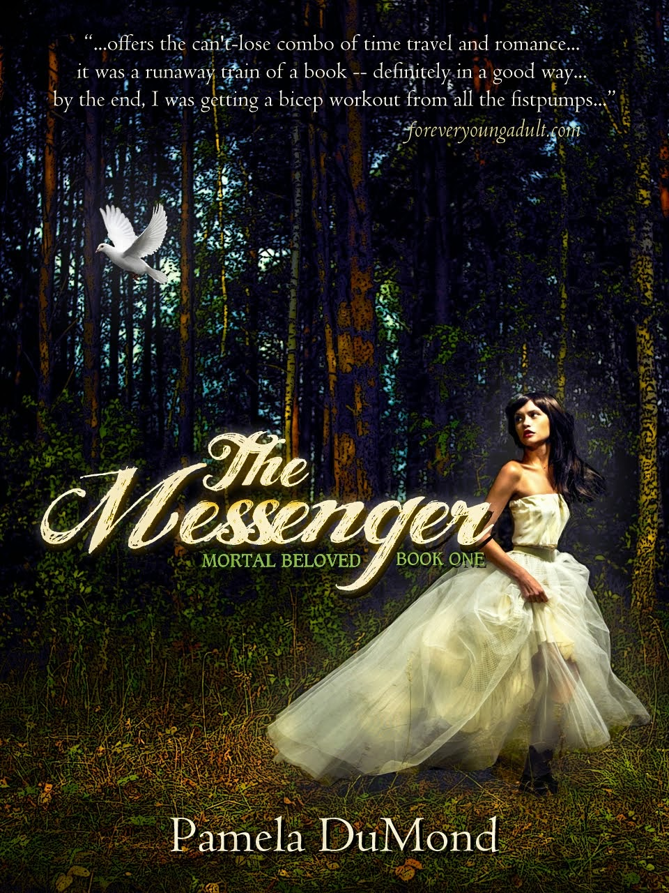 The Messenger (Mortal Beloved Romance, Book 1)