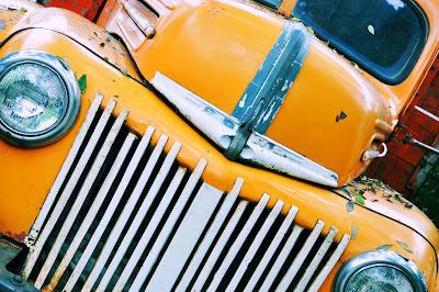 Bonito camión Ford 1940