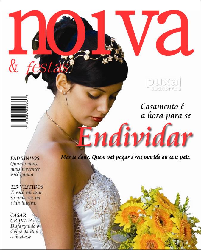Revistas com capas realistas Noivafestas_sincera