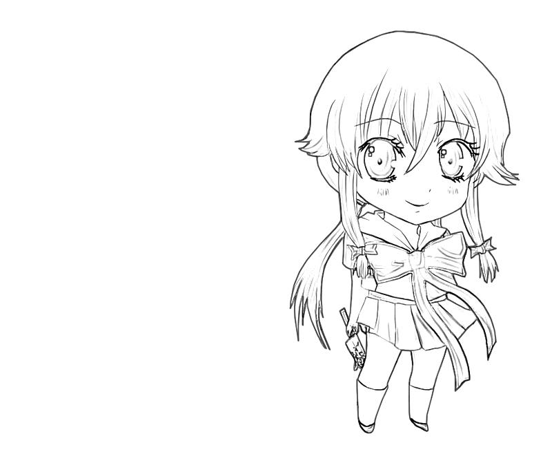 printable-mirai-nikki-chibi-coloring-pages