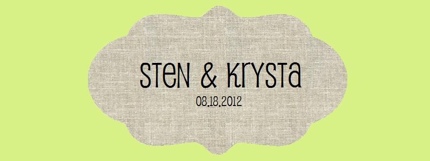 Sten & Krysta
