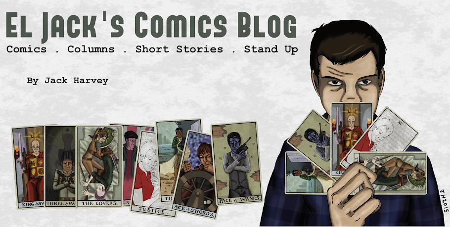 El Jack's Comics Blog