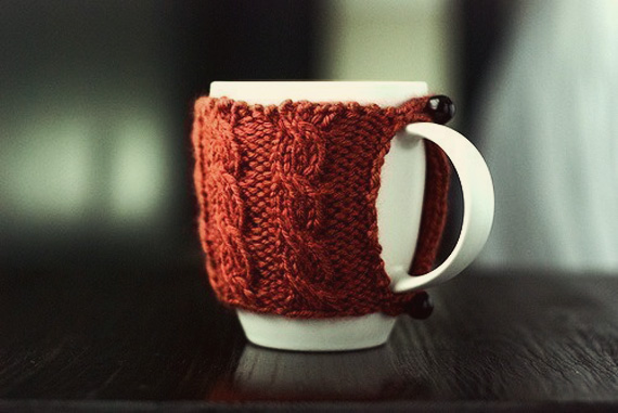 a string of purls: Knitting Inspiration - Every Day Items
