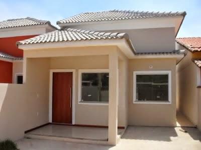 Casa fina decor fachadas de casas simples bonitas e for Ideas para fachadas de casas pequenas
