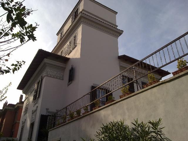 Case roma blog villa in vendita roma monteverde vecchio for Case in vendita roma