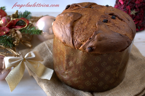 how to eat panettone milanese