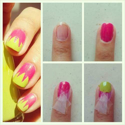 Easy Nails Art Tutorials.