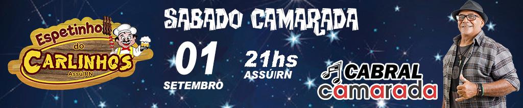 SÁBADO CAMARADA