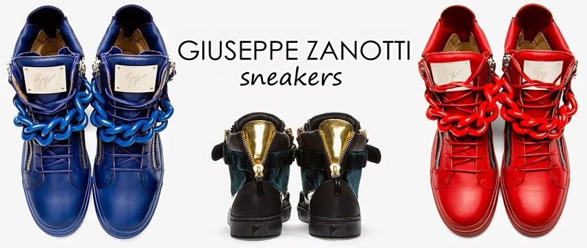 Giuseppe Zanotti Sneakers Shoes Online Shop