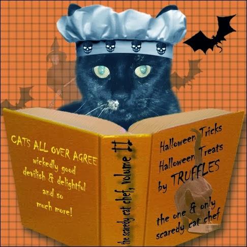 Happy Halloween from Truffles