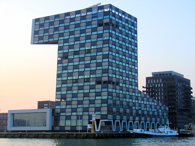 Modern times have transformed Rotterdam's skyline with stunning 21st-century architecture.