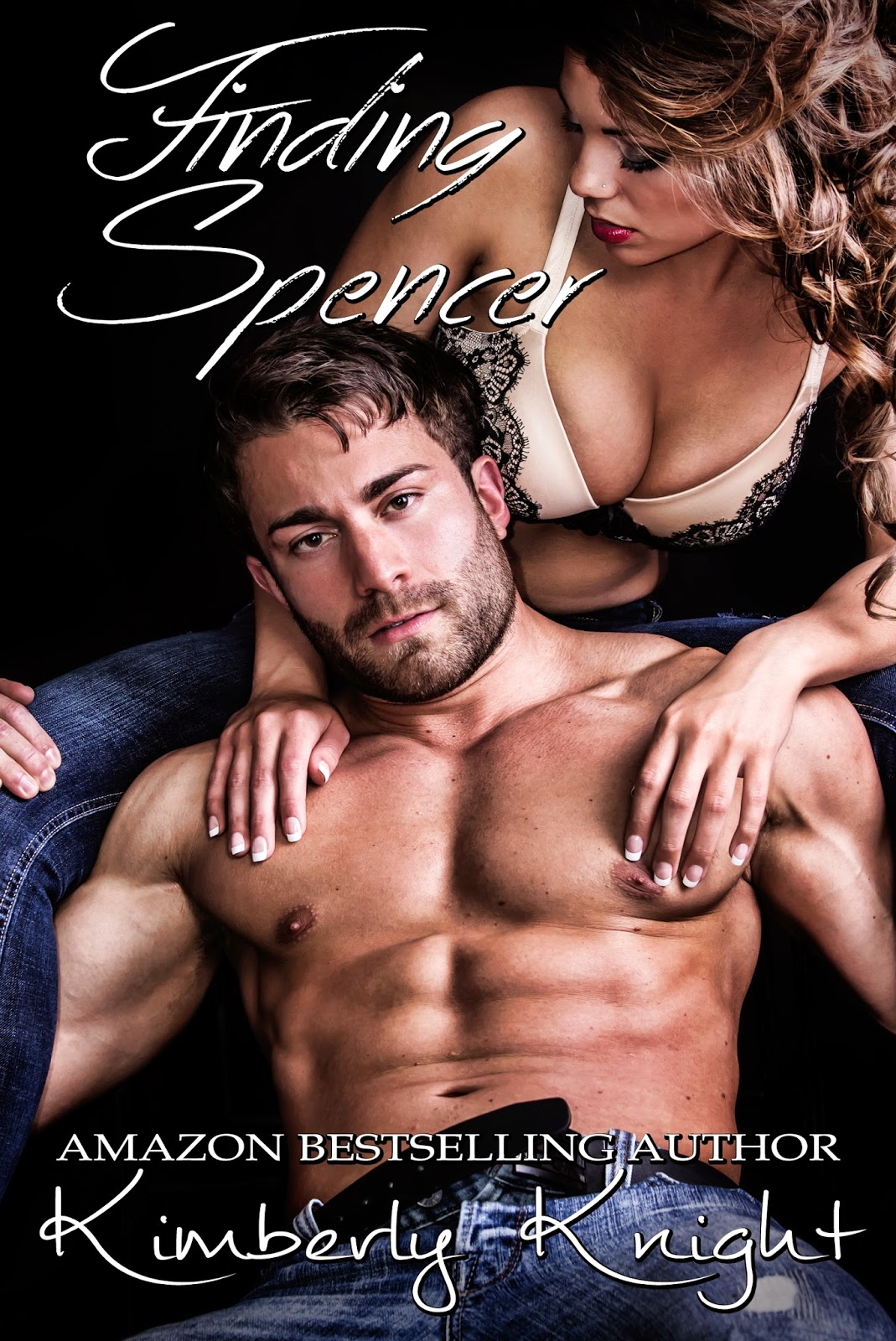 Cover Reveal: Finding Spencer