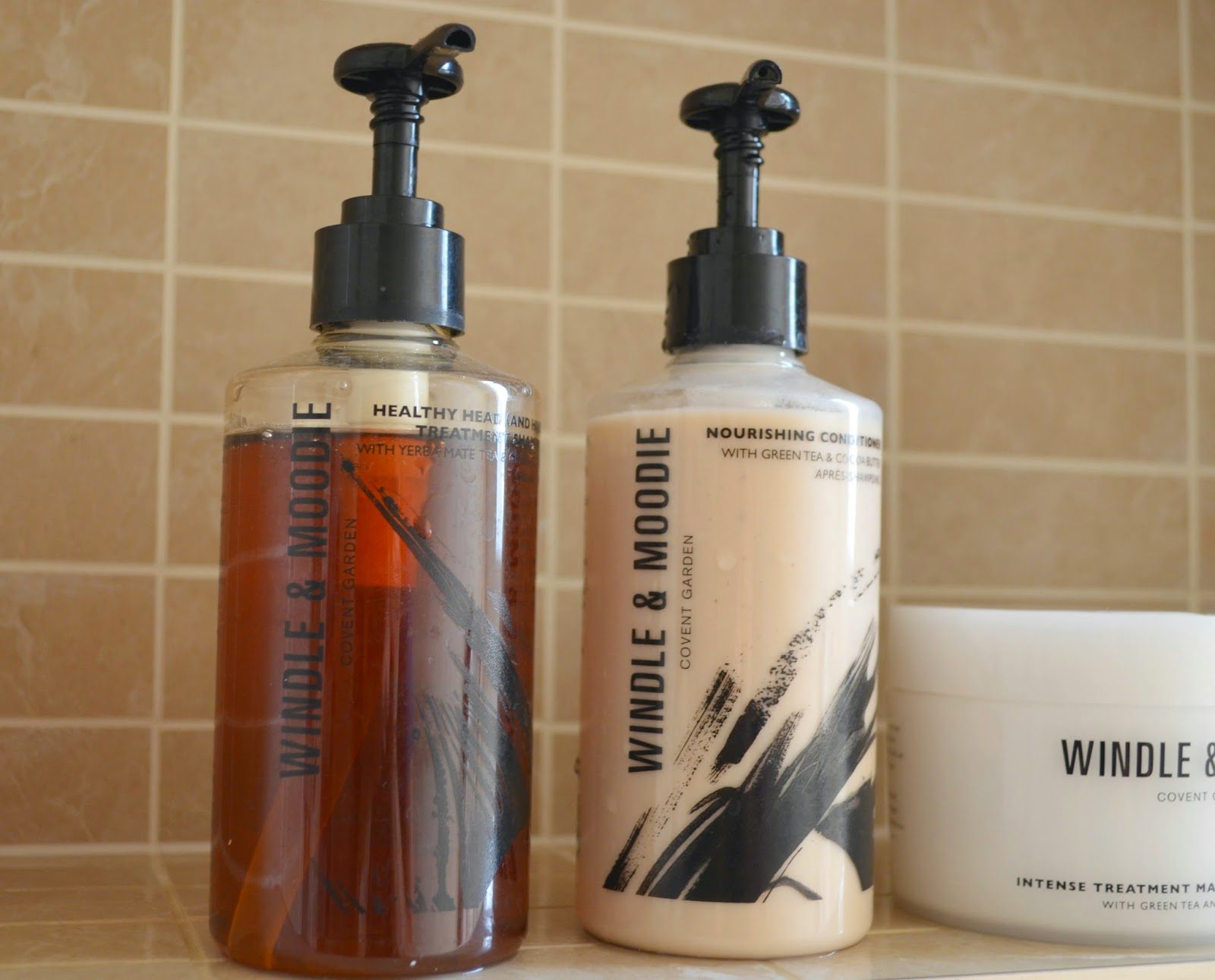 Windle and Moodie Haircare