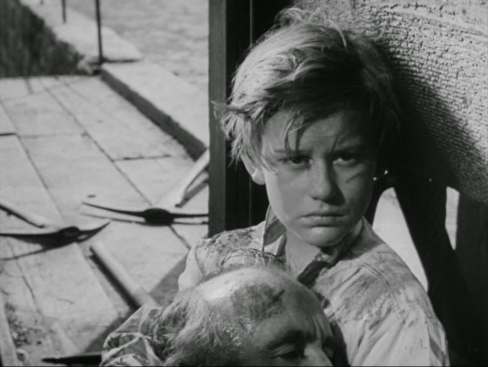 Roddy McDowall in How Green Was My Valley