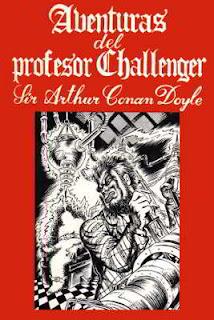 Portada del libro aventuras del profesor challenger descargar epub pdf