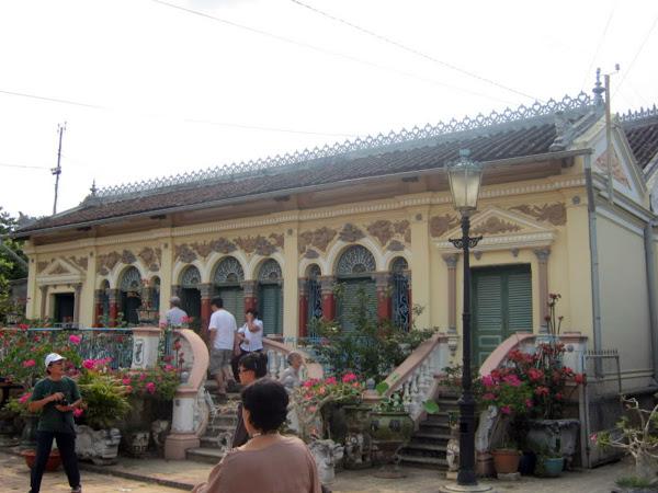 Casa Templo de Bin Thuy - Can Tho - Vietnam