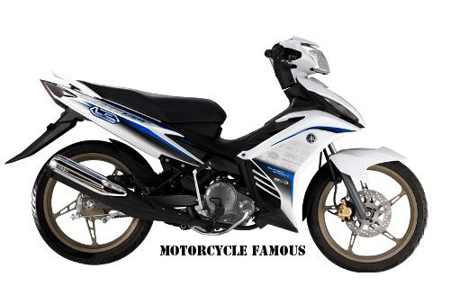 Yamaha Jupiter 135 Lc Mx 11 White Auto Clucth