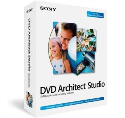 DVD Architect Studio 5.0.156 ML