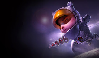 Astronot Teemo