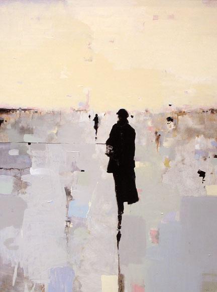 artist Geoffrey Johnson