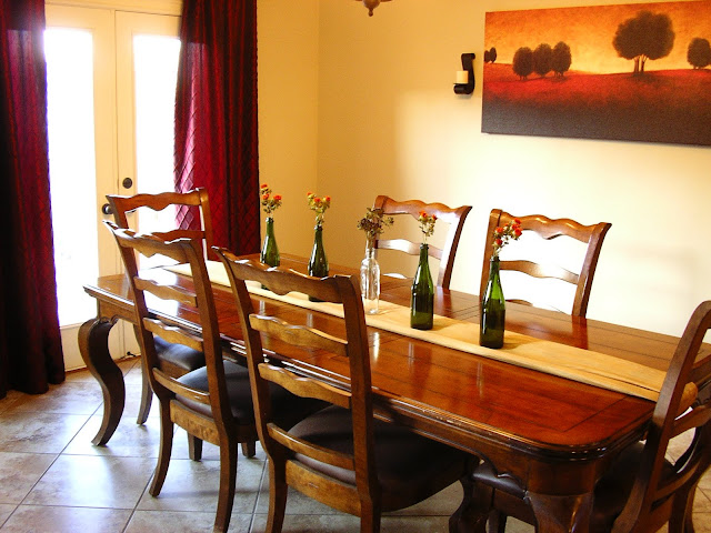 tuscan dining room