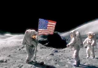 Nuevo video de la luna