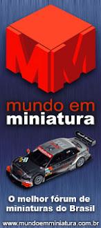 O maior e melhor fórum de miniaturas do Brasil