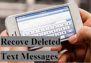 how to recover deleted text messages on iphone 5